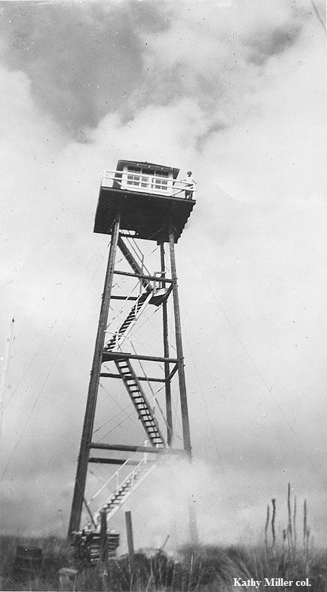Beaver Peak Fire Lookout Tower