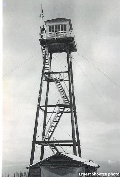 Spyglass in 1932